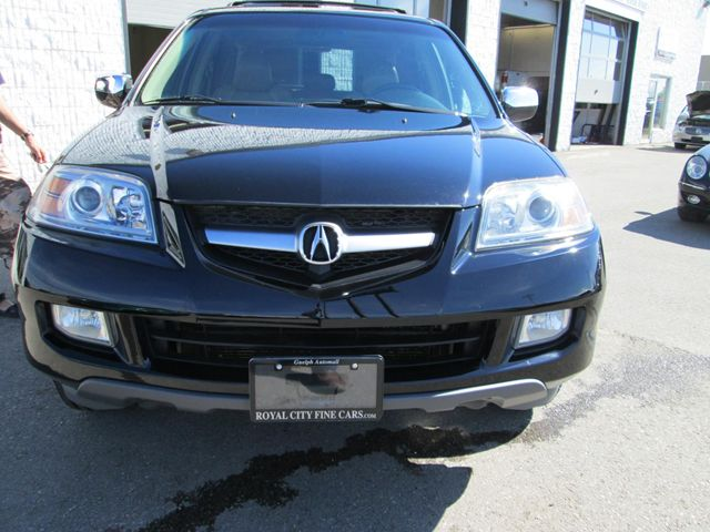 used 2006 acura mdx pemium package guelph. Black Bedroom Furniture Sets. Home Design Ideas