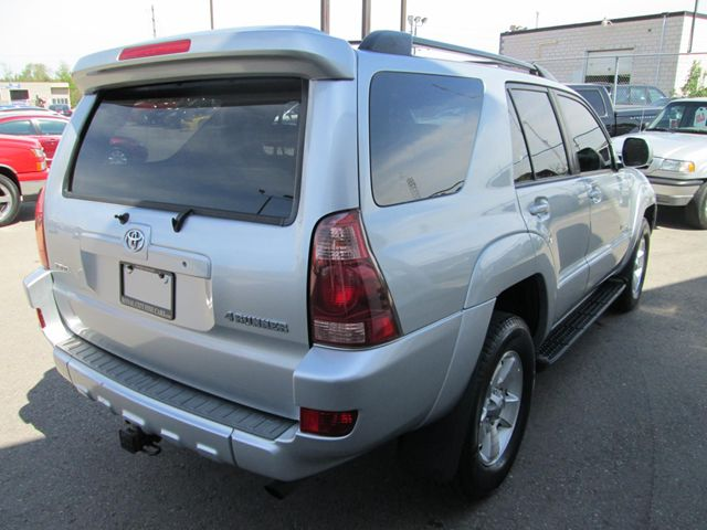 2005 toyota 4runner limited guelph ontario used car for. Black Bedroom Furniture Sets. Home Design Ideas
