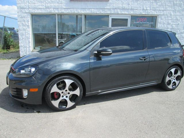 2011 volkswagen gti guelph ontario used car for sale. Black Bedroom Furniture Sets. Home Design Ideas
