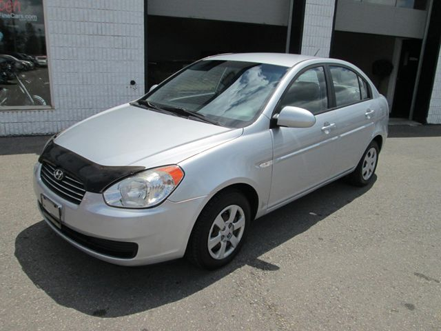 2007 hyundai accent gl guelph ontario used car for sale. Black Bedroom Furniture Sets. Home Design Ideas