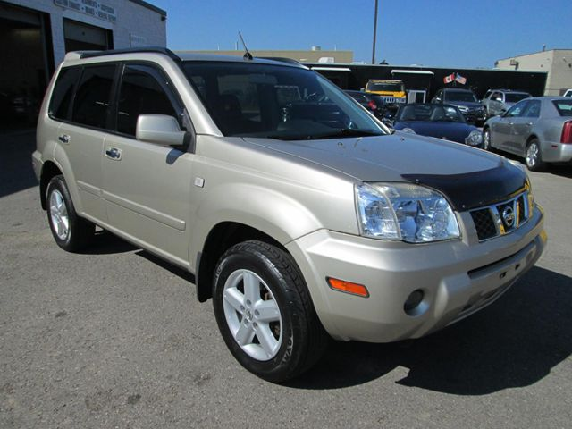 2005 nissan x trail le guelph ontario used car for sale. Black Bedroom Furniture Sets. Home Design Ideas
