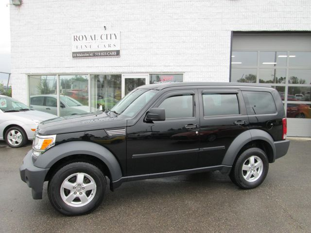 2007 dodge nitro black royal city fine cars. Black Bedroom Furniture Sets. Home Design Ideas