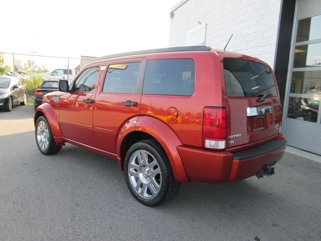 2008 dodge nitro rt guelph ontario used car for sale. Black Bedroom Furniture Sets. Home Design Ideas