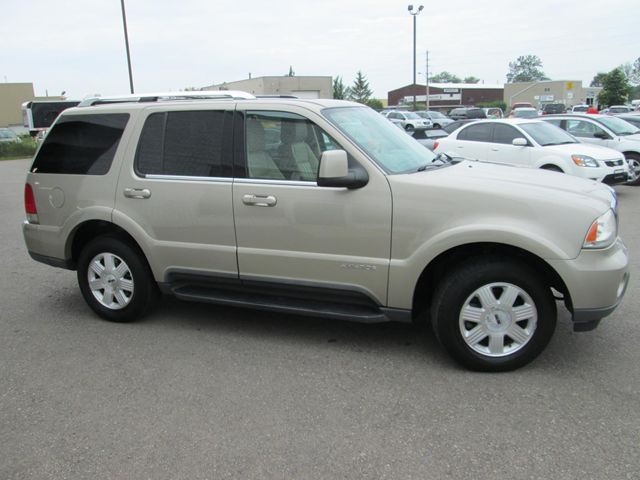 2005 lincoln aviator guelph ontario used car for sale. Black Bedroom Furniture Sets. Home Design Ideas