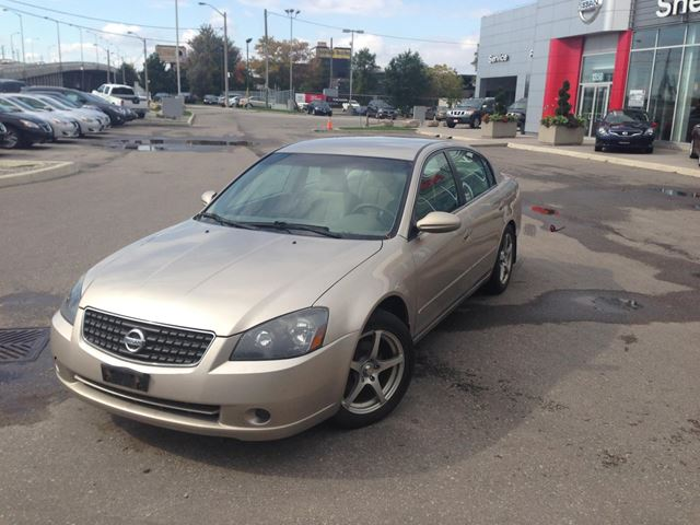 2006 nissan altima 2 5s etobicoke ontario used car for sale. Black Bedroom Furniture Sets. Home Design Ideas