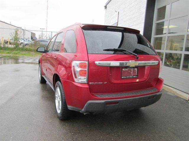 2005 Chevrolet Equinox Leather/sunroof/heated seats in Guelph, Ontario ...