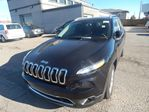 2014 Jeep Cherokee Limited  in Mississauga, Ontario