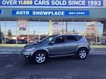 2007 Nissan Murano SE AWD, SUNROOF AND LEATHER! WOW! in North York, Ontario