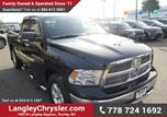 2011 Dodge RAM 1500 SLT in Surrey, British Columbia
