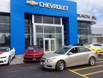 2013 Chevrolet Cruze LT TURBO WITH LEATHER AC & ALLOYS in Orillia, Ontario