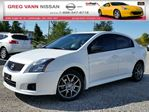 2011 Nissan Sentra SE-R w/NAV,rear cam,sunroof in Cambridge, Ontario