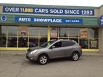 2008 Nissan Rogue SL ROOF & LEATHER, ONLY 112,713 KMS! in North York, Ontario