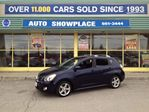 2009 Pontiac Vibe ONLY 47,979 KMS!! in North York, Ontario