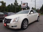 2008 Cadillac CTS cts4  AWD Premium Package in Scarborough, Ontario