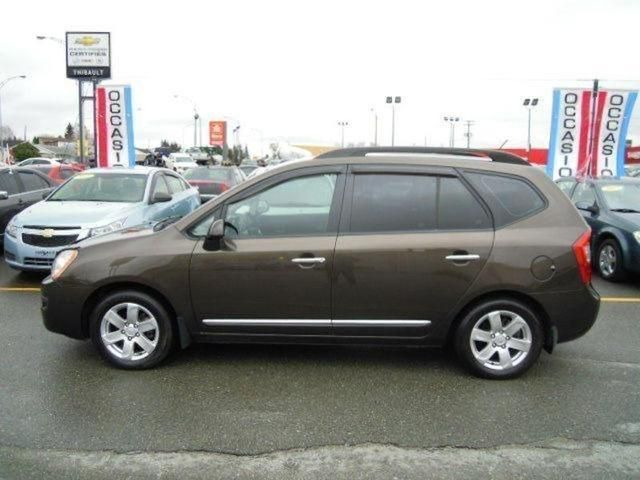 2009 Kia Rondo 08 Pictures to pin on Pinterest