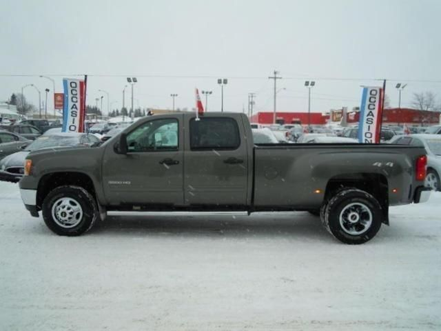 GMC Sierra 3500HD 2011