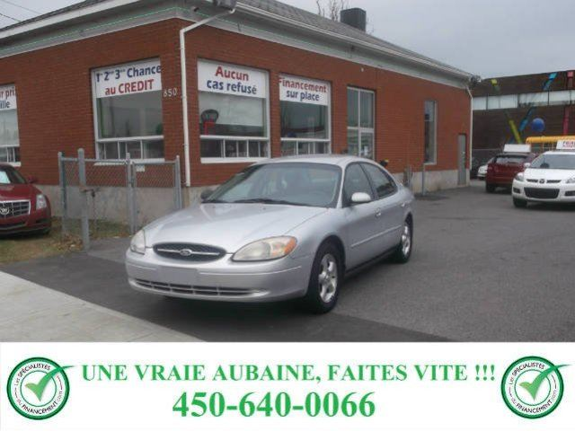 2001 Ford Taurus           in Longueuil, Quebec