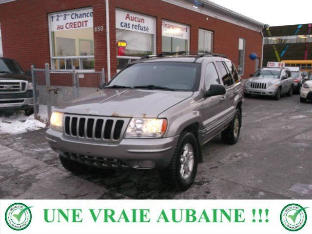 1999 Jeep Grand Cherokee Limited 4dr 4x4 in Longueuil, Quebec