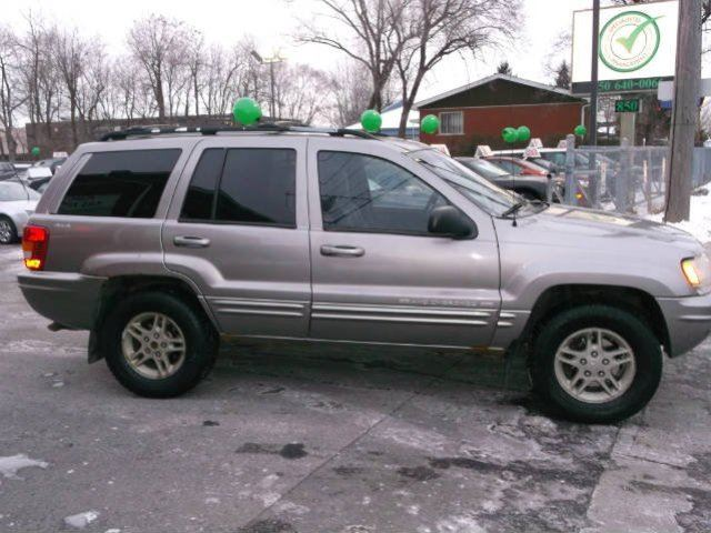 1999 jeep grand cherokee limited 4dr 4x4 longueuil quebec car for sale 1506317. Black Bedroom Furniture Sets. Home Design Ideas