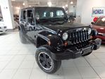 2012 Jeep Wrangler UNLIMITED SAHARA 4WD in Gatineau, Quebec