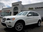 2014 BMW X3 28i!NAV!3D CAM!!PANA SUNROOF!SAT RADIO!BLUETOOTH!MUST SEE! in Thornhill, Ontario