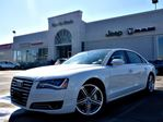 2014 Audi A8 !DIESEL!A8 L !AWD!LOADED!NAV!BACKUP CAM!LEATHER!SUNROOF!VISION PKG! in Thornhill, Ontario