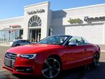 2013 Audi S5 Premium!AWD!CONVERTIBLE!LOADED!NAV!LEATHER!BACKUP CAM!B&O AUDIO! in Thornhill, Ontario