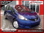 2010 Honda Fit LX - $109 Bi-Weekly - One Owner Southern Alberta v in Lethbridge, Alberta