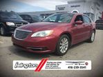 2011 Chrysler 200 Touring SNOW TIRES AND RIMS AT INCLUDED in Etobicoke, Ontario