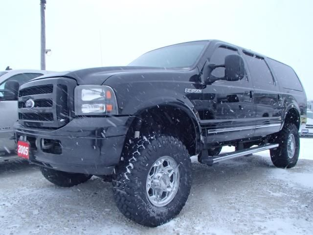 2005 ford excursion limited tilbury ontario used car for sale. Cars Review. Best American Auto & Cars Review