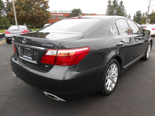2010 lexus ls 460 awd navigation self parking oakville ontario used car for sale 1531534. Black Bedroom Furniture Sets. Home Design Ideas
