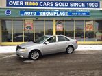 2009 Hyundai Sonata LTD SUNROOF & LEATHER, 4 CYL! in North York, Ontario