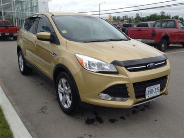 2014 ford escape se fwd ecoboost new 157 bi weekly showroom model midland ontario used car. Black Bedroom Furniture Sets. Home Design Ideas