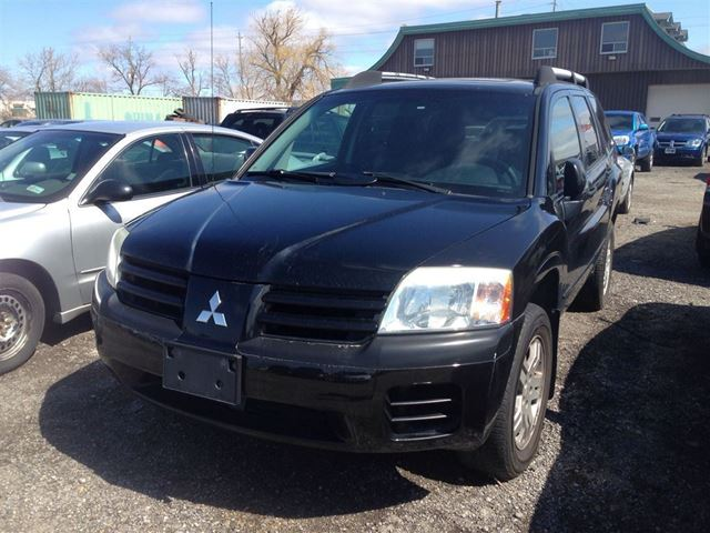 2004 mitsubishi endeavor limited awd leather and roof. Black Bedroom Furniture Sets. Home Design Ideas
