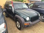 2003 Jeep Liberty Sport in Edmonton, Alberta