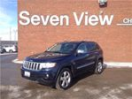 2012 Jeep Grand Cherokee Overland, Panoramic Sunroof, NAV in Concord, Ontario