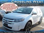 2013 Ford Edge ONLY 182B/W!!! LOADED SEL - AWD - LEATHER - SUNROO in Edmonton, Alberta