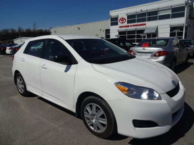 Toyota Matrix 2012