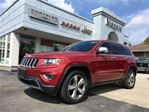 2014 Jeep Grand Cherokee Limited, 20'S, NAVIGATION, SUNROOF in Niagara Falls, Ontario