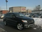 2012 Mercedes-Benz M-Class ML350 BLUTEC NAVIGATION 4MATIC in Scarborough, Ontario