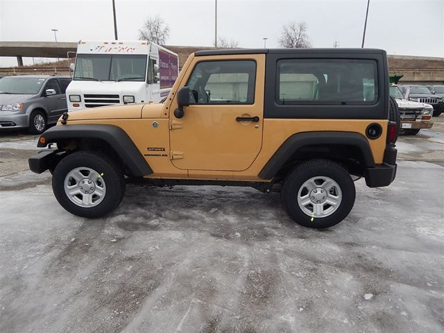 ... Jeep Wrangler **BRAND NEW** SPORT 4X4 in Mississauga, Ontario image 3: autocatch.com/used-cars/2014~jeep~wrangler~1554468.htm