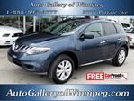 2012 Nissan Murano SL AWD *Lthr/Sunroof in Winnipeg, Manitoba