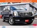 2011 Cadillac Escalade ESV ** The Ultimate Full Size in North York, Ontario