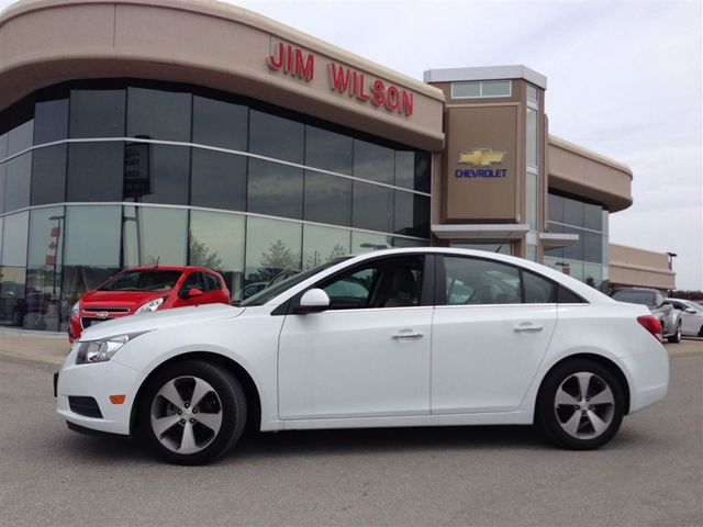 2011 chevrolet cruze ltz turbo sunroof leather heated. Black Bedroom Furniture Sets. Home Design Ideas