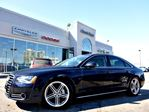 2014 Audi A8 3.0L!DIESEL!AWD!LOADED!NAV!BACKUP CAM!LEATHER!SUNROOF!BOSE! in Thornhill, Ontario