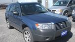 2007 Subaru Forester LIKE NEW,,,,NOW 12 MONTH WARRANTY INCL,FINANCE APPROVED/// in Ottawa, Ontario