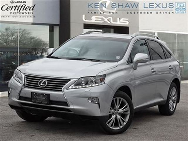 2014 lexus rx 350 touring with navigation ecp silver ken shaw lexus. Black Bedroom Furniture Sets. Home Design Ideas