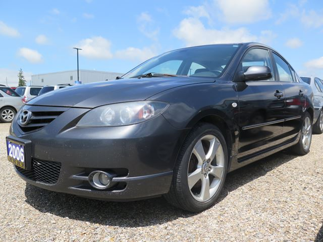 2006 mazda mazda3 gray stratford subaru. Black Bedroom Furniture Sets. Home Design Ideas