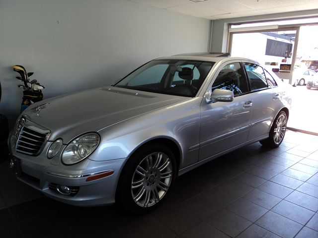 Vehicle details for 2007 mercedes benz e350 4matic
