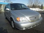 2005 Kia Sedona 3 YEARS WARRANTY INCLUDED IN THE PRICE in Mississauga, Ontario